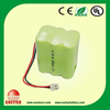 Various capacity Rechargeable Ni-MH Battery pack