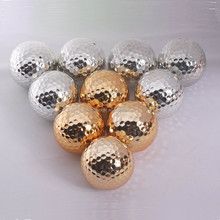 Plating Golf Ball Electroplated Golf Ball