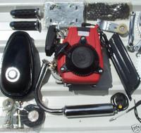 4 stroke bicycle motor/bicycle engine kit/motorized bicycle