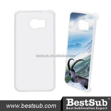 SSG96W Whoesale Sublimation Plastic Phone Cover for Samsung Galaxy S6 Edge