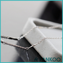 wholesale Italian 925 sterling silver Fine necklace for girl