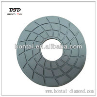 4 inch angle grinder dry polishing pads for granite and marble