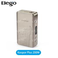 Smok Koopor Plus 200W Temperature Controlled Mod Wholesale