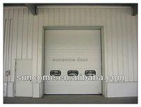 Suncome Hot Sale Industrial vertical roller shutter door