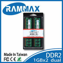 Best Selling Taiwan Compatible RAMMAX DDR2 LONGDIMM 1GB 800MHz 64 x 8 x 16C PC2 6400