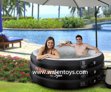 china manufacture good quality and safety pvc inflatable spa pool
