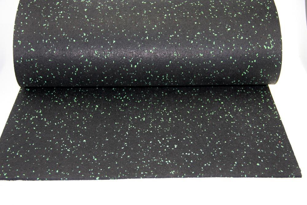 Environnement support en caoutchouc tapis commercial tapis caoutchouc recycl rouleau de Tapis de caoutchouc recycle