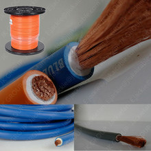 TUV electrical welding machine cable/epdm welding cable/fiber optic cable welding