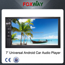 7inch android deckless universal 2 din head unit with gps (178x100mm)