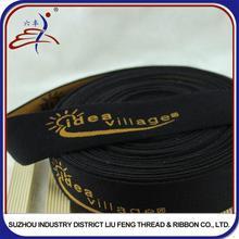 high stretch polyester jacquard elastic ribbon