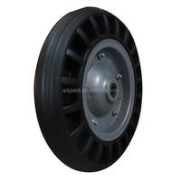 """heavy duty solid rubber wheels 13""""x3"""""""