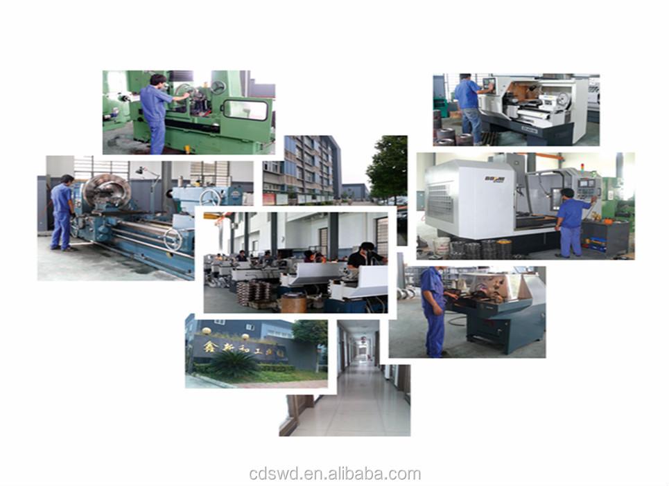 Alibaba Китай поставщиком Строительные машины части гидравлический насос