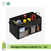 Folding Waterproof Car Boot Trunk Cargo Box Pocket Organizer Trunk Storage Bag