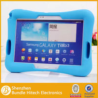 """For Samsung Galaxy tab 3 10.1"""" tablet case ,EVA silicone case for kids p5200"""