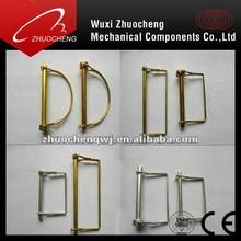 Safty lock pins / spring lock pins