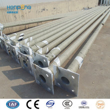 The Trustwhorthy Factory Direct Line conical cylinder lighting pole price
