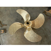 Bronze Fixed Pitch 90 Inches Vessel Propeller
