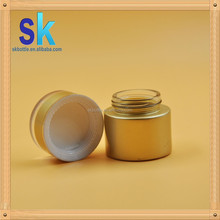 beautiful empty glass bottles cosmetic packaging for sale