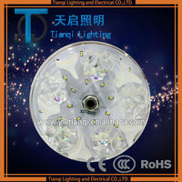 Custom type led production factory led downlight cover&frame