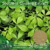 Southern ginseng P.E. -- 80~98% Gypenoside -- 15588-68-8