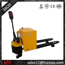 2Ton Professional CE Semi-Electric Pallet Truck Battery Charger China TaiZhou Manufacturer Factory Wholesales