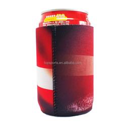 Durable neoprene beer bottle cover,christmas wine bottle cover,Foam Beer Can Cooler