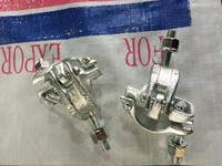Scaffold Drop forged fix Coupler EN74 of construction
