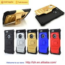 2 in 1 Kickstand Protective Cell Phone case for iPhone 6 plus