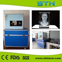 Fabricante de máquina de vidrio de grabado de 3D