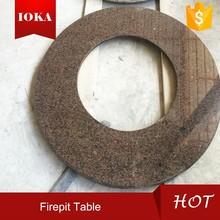 hexagonal table granite
