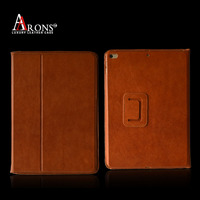 best quality genuine leather case for custom ipad case for ipad mini 3