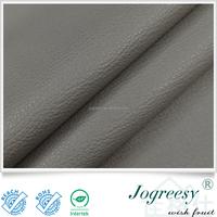 100% eco friendly PU sofa leather textile fabric
