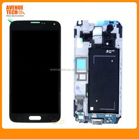 Full original quality for samsung galaxy s5 lcd with touch screen