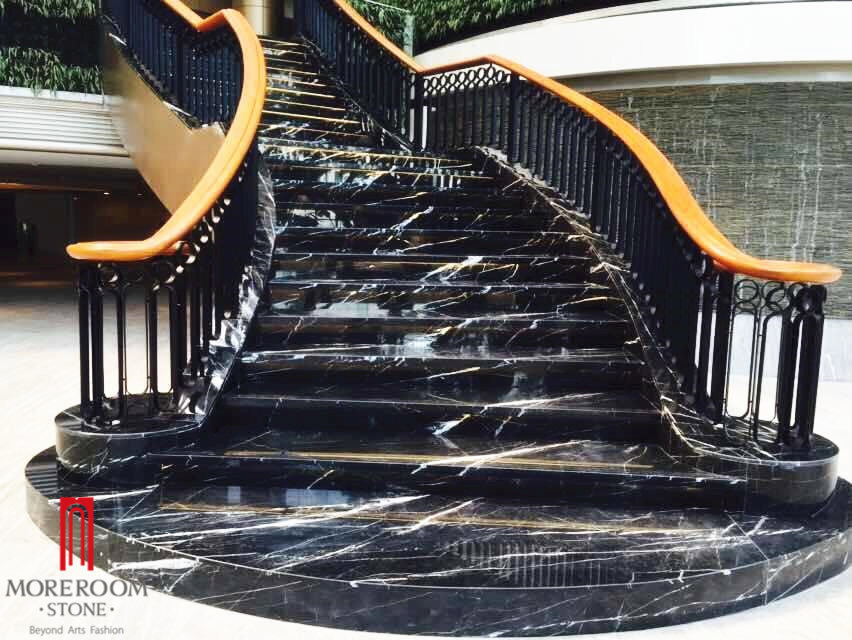 Nero marquina marble stair_ staircase -1.jpg
