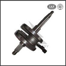 High precision steel forging car auto Crank shaft
