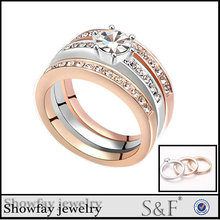 450 Imitation White Gold Rings ,Factory Price In Stock Fashion Jewellery
