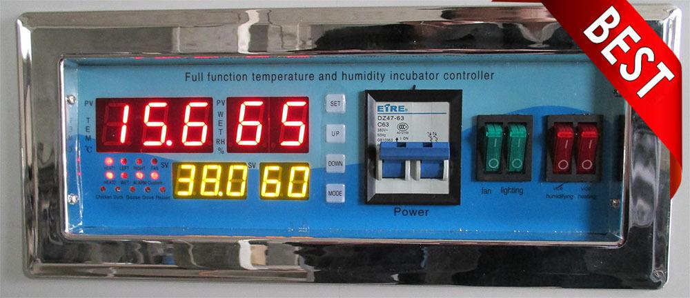 XM-18D automatic egg incubator controllerincubator thermostat