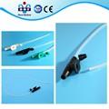 Todo de succión de silicona catéter, ( Ce y certificado ISO )