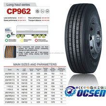 Factory directly wholesale good quality and cost efficient truck tires