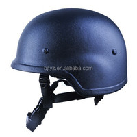 Safety IIIA military helmets in various modes