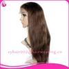 Top Grade Natural Hairline Glueless Brazilian Hair Full Lace Wig/Brazilian hair Lace Front Wig Silky Straight