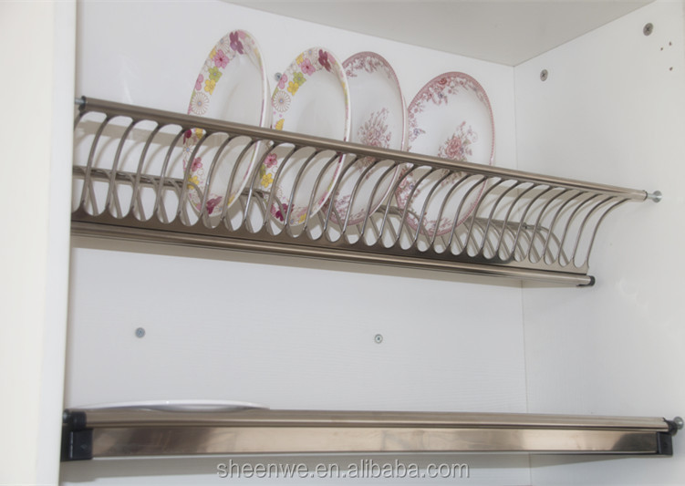 Armoires de cuisine de stockage en rack armoires en acier for Plateros para cocina