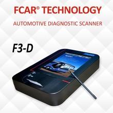 FCAR F3-D truck diagnostic scanners for Heavy duty truck repair diagnose, Man, Tata, Mahindra, Toyota, Bosch, Cat, etc