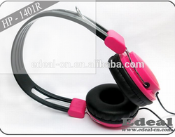 Best Sound mp3 heaphone , headhand, kids headphone, computer wired headphone From china factory