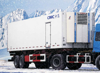 13m 40 feet semi trailer of refrigerated cargo trailer