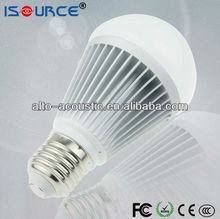 High quality and low cost E27 12W LED bulb light