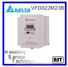 VFD022M23B 3HP 2.2kW 230V VFD-M Series Delta DCAC Inverter