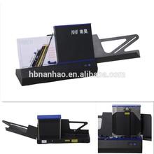 Omr escáner/lector óptico de marcas de grupo nanhao/ce certificación de la fcc