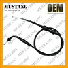 Best cable for motorcycles winding closely throttle cable