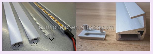 8mm 유리 첨단 조명 LED 알루미늄 profil-알루미늄 프로파일 -상품 ID ...